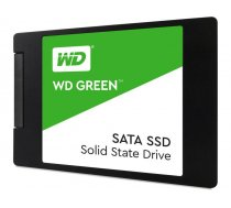 Solid State Disk WD Green 3D NAND SSD 240GB WDS240G2G0A