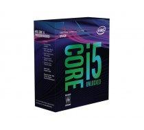 CPU Intel Core i5 8600K 3.6GHz BX80684I58600K