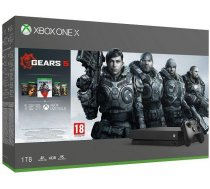 Microsoft Xbox One X 1TB + GEARS 5 Black 1000 GB Wi-Fi
