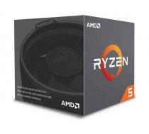 AMD Ryzen 5 2600X 3.6GHz 16MB L3 Box processor YD260XBCAFBOX