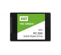 WD SSD 2.5 480GB Green SATA3 (Di) - WDS480G2G0A