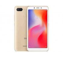 Xiaomi Redmi 6 Dual Sim 3+64GB Gold EU MZB6985EU