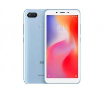Xiaomi Redmi 6 Dual Sim 3+64GB Blue EU MZB6984EU