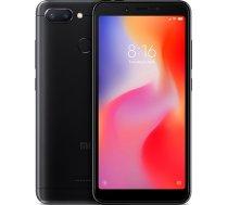 Xiaomi Redmi 6 Dual Sim 3+32GB black EU MZB7400EU