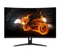 AOC 81,3cm (31,5) C32G1   1609 HDMI+DP MVA black/red C32G1
