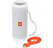 JBL Flip 4 portable speaker White DE JBLFLIP4WHT