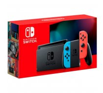 NINTENDO SWITCH NEON RED AND BLUE JOY-CON