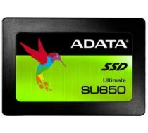"ADATA Ultimate SU650 ASU650SS-240GT-R 240 GB, SSD form factor 2.5"", SSD interface SATA, Write speed 450 MB/s, Read speed 520 MB/s ASU650SS-240GT-R | 4713218461162"