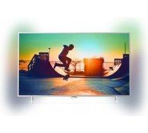 "Televizors Smart TV 32"" (81 cm), Full HD Ultra Slim LED, 1920 x 1080 pixels, sudraba krāsa 32PFS6402/12   8718863011454"