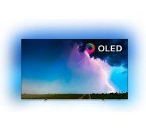 "Televizors Smart TV 64.5"" (164 cm), ARM Cortex-A53 4K UHD, 3840 x 2160 pixels, Wi-Fi, melns 65OLED754/12"