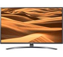 "LG televizors Smart TV 65"" 4K UHD 3840x2160 pelēks 65UM7400PLB | 8806098386468"