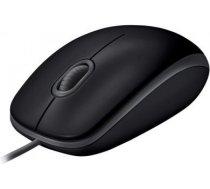 MOUSE USB OPTICAL B110 SILENT/BLACK 910-005508 LOG ITECH 910-005508 | 5099206080539
