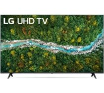 "LG 50UP77003LB  50"" (127 cm), Smart TV, WebOS, 4K  UHD, 3840 x 2160, Wi-Fi, DVB-T/T2/C/S/S2, Dark gra 50UP77003LB   8806091218650"