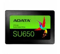 ADATA Ultimate SU650 120 GB SSD ASU650SS-120GT-R Cietais disks