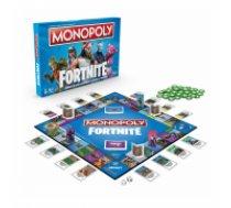 HASBRO Has Spēle Monopols Fortnite Eng E6603EN Galda spēle