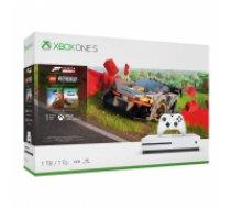 MICROSOFT Xbox One S 1TB Forza Horizon 4 + Lego Speed 889842520576 Spēļu konsole