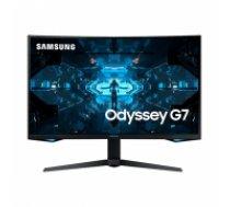 "SAMSUNG Odyssey G7 32"" Black LC32G75TQSUXEN Monitors"