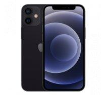 APPLE iPhone 12 mini 64GB Black MGDX3ET/A Viedtālrunis