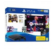 SONY PS4 Slim 500GB + Fifa 21 Spēļu konsole