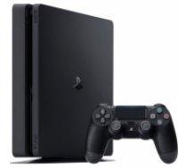 Sony Playstation 4 SLIM 1TB BLACK USED