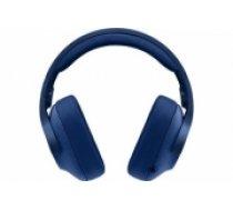 HEADSET GAMING G433 WRL/BLUE 981-000687 LOGITECH (981-000687)