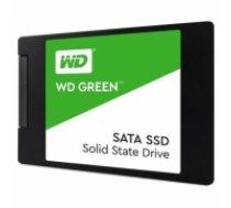 Cietais Disks Western Digital WDS120G2G0A 120 GB SSD SATA III