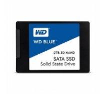 """Cietais Disks Western Digital WDS200T2B0A SSD 2 TB 2,5"""" SATA III"""