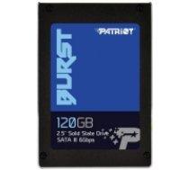 "SSD SATA2.5"" 120GB/BURST PBU120GS25SSDR PATRIOT (PBU120GS25SSDR)"