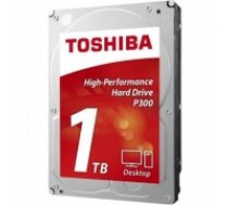 Dysk twardy Toshiba P300, 3.5'', 1TB, SATA/600, 7200RPM, 64MB cache (HDWD110UZSVA)
