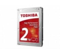 Dysk twardy Toshiba P300, 3.5'', 2TB, SATA/600, 7200RPM, 64MB cache (HDWD120UZSVA)