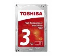 Dysk twardy Toshiba P300, 3.5'', 3TB, SATA/600, 7200RPM, 64MB cache (HDWD130UZSVA)