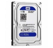 "HDD | WESTERN DIGITAL | Blue | 1TB | SATA 3.0 | 64 MB | 5400 rpm | 3,5"" | WD10EZRZ (WD10EZRZ)"