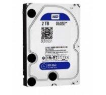 "HDD | WESTERN DIGITAL | Blue | 2TB | SATA 3.0 | 64 MB | 5400 rpm | 3,5"" | WD20EZRZ (WD20EZRZ)"