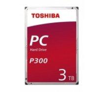 HDD SATA 3TB 7200RPM 6GB/S/64MB HDWD130UZSVA TOSHIBA (HDWD130UZSVA)