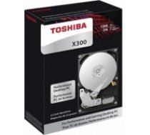 Toshiba X300 HDD 3.5'', 12TB, SATA/600, 7200RPM, 256MB cache, BOX (HDWR21CEZSTA)