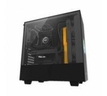 Micro ATX/Mini  ITX / ATX Midtower Korpuss NZXT H500 Edition Overwatch USB 3.0 Melns