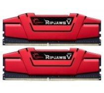 G.skill DDR4 16GB (2x8GB) RipjawsV 3000MHz CL15-15-15 XMP2 Red (F4-3000C15D-16GVR)