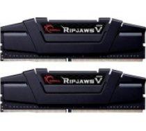 G.skill DDR4 32GB (2x16GB) RipjawsV 3200MHz CL15-15-15 XMP2 Black (F4-3200C15D-32GVK)