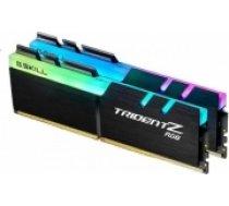 G.skill DDR4 32GB (2x16GB) TridentZ RGB 3200MHz CL14-14-14 XMP2 (F4-3200C14D-32GTZR)