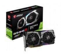 Graphics Card MSI NVIDIA GeForce GTX 1660 6 GB 192 bit PCIE 3.0 16x GDDR5 Dual Slot Fansink 1xHDMI 3xDisplayPort GTX1660GAMINGX6G (GTX1660GAMINGX6G)