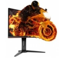 AOC Monitor 27 C27G1 VA 144Hz Curved DP HDMI Pivot (C27G1)