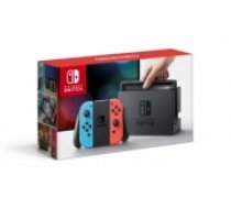 Nintendo Switch Red & Blue (T-MLX10665)