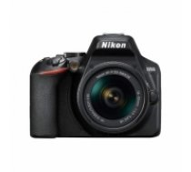 Kamera Reflex Nikon D3500 24,2 MP Full HD SD Bluetooth Melns