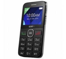 "Mobilais telefons Alcatel 2008G-3BALIB1 2.4"" 16 GB Melns Sudrabains"