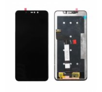 LCD screen Xiaomi Redmi Note 6 Pro (black) ORG (TE321100)