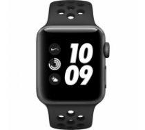Apple Watch  Nike+ Series 3, GPS ,38 mm MTF12EL/A  Space Gray (MTF12EL/A)
