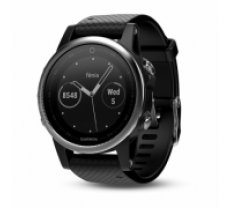 Garmin fēnix 5S - Silver with black band (010-01685-02)