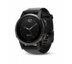 Garmin fēnix 5S Sapphire - Slate grey with black band (010-01685-11)