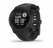 Garmin Instinct, GPS Watch, Graphite, WW (010-02064-00)