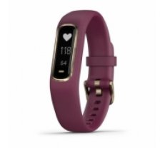 Garmin Vivosmart 4 (Small/Medium Rose Gold with Berry Band) (010-01995-21)